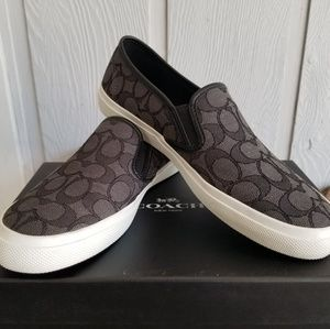 Coach Chrissy Slip-on Sneakers